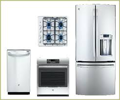 home depot stainless steel appliance package sears appliance