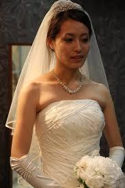 ウエディングドレス日記 たくさんのドレス姿をご紹介 髪型で変わる