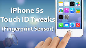 Ios Id 7 Fingerprint part Touch Tweaks 5s Iphone 1 Sensor qTwFIE7a