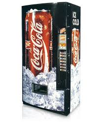 Can Vending Machine Beauteous Dixie Narco Can Vendor Vending Solutions
