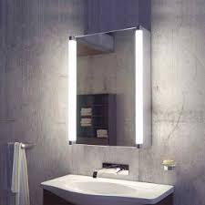 bathroom mirror with lights built in. saber led bathroom demister cabinet mirror with lights built in r