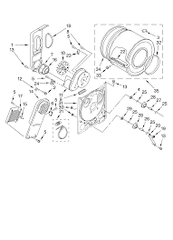 Amana residential dryer parts model ned5100 sears partsdirect samsung dryer wiring diagram amana ned5100tq1 wiring diagram model