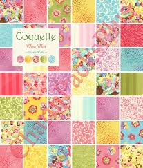 COQUETTE by Chez Moi - Moda Fabric Charm Pack - Five Inch Quilt ... & COQUETTE by Chez Moi - Moda Fabric Charm Pack - Five Inch Quilt Squares Quilting  Material Blocks | Charm pack, Fabrics and Quilt material Adamdwight.com