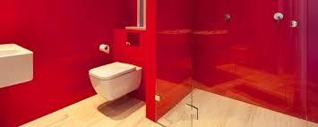 frosted glass bath panels. create a seamless bathroom with decoglaze™ coloured glass panels frosted bath h