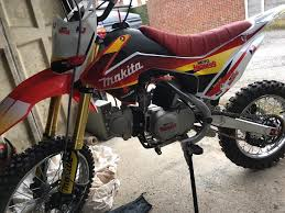 125cc pit bike in dukinfield manchester gumtree