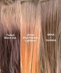 basic guide on how to strip hair color