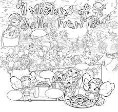 поппикси набросок роза ла барбера персонажи Youloveitru