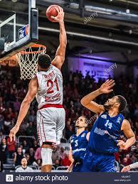 Deutschland, Bamberg, Brose Arena, 11.12.2017, Basketball - BBL Stock Photo  - Alamy