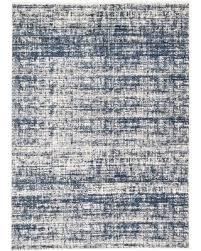 Madiba Beige/ Blue Rug (5' x 7') (Beige, Blue