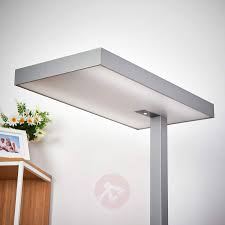 floor lamp office. Office LED Floor Lamp Nora With Motion Detector-9966006-02 S