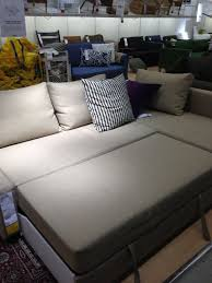 ikea showroom corner sofa bed friheten cdn sofa chaise