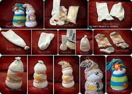 view in gallery sock snowmen1 wonderful diy adorable sock snowmen