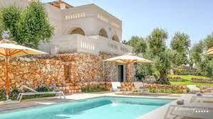 villas luxe dans les pouilles villas