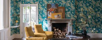 BRING YOUR HOME INTO FULL BLOOM Discover three extraordinary new floral  wallpapers