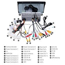 2011 dvd toyota sequoia wiring diagram diy wiring diagrams \u2022 Toyota Sequoia Parts Diagram 2008 2009 2010 2011 2014 toyota sequoia android 8 0 gps navigation rh seicane com remote start wiring diagrams toyota sequoia engine diagram