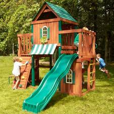 7 best playsets images on backyard play structures