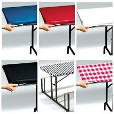 round plastic tablecloth with elastic stay put elastic tablecloth impressive fitted plastic tablecloths stay put 6
