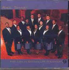 fisk jubilee singers rise shine. the fisk jubilee singers u2013 rise shine