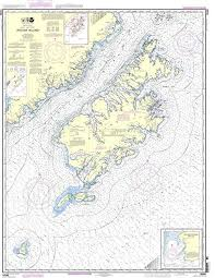 Amazon Com Noaa Chart 16580 Kodiak Island Southwest