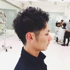 紫牟田 慎 On Twitter ツーブロックの爽やか黒髪ショート 前髪は上げ