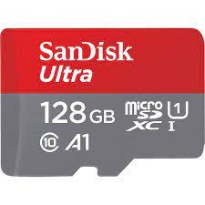 SanDisk Ultra 128GB microSDXC UHS-I Hafıza Kartı Fiyatı
