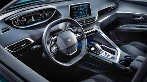 So will the new Peugeot 508: based on the 5008 SUV