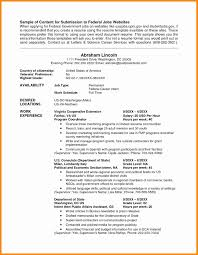 Usajobs Online Resume Builder Usa Jobs Resume Builder How To Apply