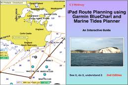 Garmin Bluechart Mobile As A Tool For Route Planning