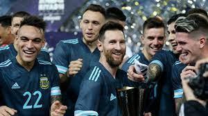 ميسي يحرز هدف فوز الأرجنتين على البرازيل في مباراة ودية في السعودية - BBC  News عربي