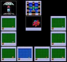A Critical Look At Mega Man 2 Stages Dr Wily Stage 5 The