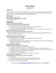 Resume It Resume Objective Statements It Resume Objective