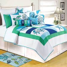 beach quilt bedding sets beach decor quilts coastal collection bedding quilts c f meridian waters bedding