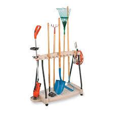 garden rack. Suncast Garden Tool Rack On Wheels