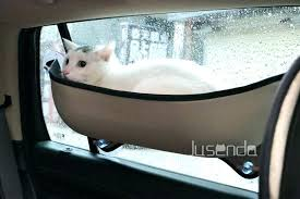 kitty window bed high sleeping soft hanging hammock for cats bed cat bowl window perch suction kitty window
