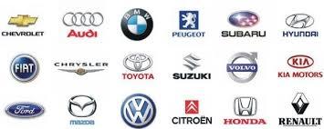 Resultado de imagen para marcas de carros