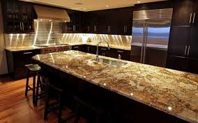 what a sealed granite surface should look like