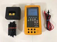 fluke 744 documenting process calibrator hart 275 fluke 744 documenting process calibrator battery charger leads