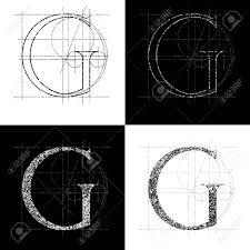 装飾的な絵記号 G ベクトル イラスト クリップ アート
