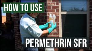 Permethrin Mixing Chart How To Mix And Use Permethrin Sfr Insecticide