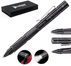 Tactical <b>Pen</b> for Self-Defense Rechargeable Waterproof <b>CREE LED</b> ...
