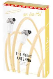 <b>Антенный кабель Van Den</b> Hul Name Antenna 1.5m: цена ...