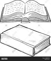 library book sketch create a lightbox