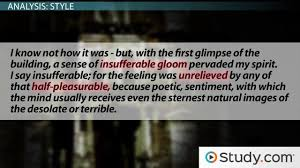 poe s the fall of the house of usher summary and analysis video poe s the fall of the house of usher summary and analysis video lesson transcript com