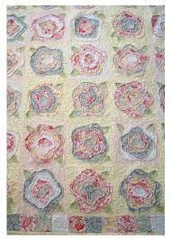91 best French Roses Quilts images on Pinterest   Quilt patterns ... & by Pretty Ditty, French Roses applique quilt. raw edges on appliques making  it easier Adamdwight.com
