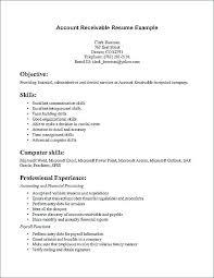 Payroll Processor Sample Resume Podarki Co