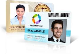 Identity Card Design Id Card Design Software Best Badge Software For Designing Photo Ids