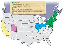 Voc Guide And Map Vexcon Chemicals Inc
