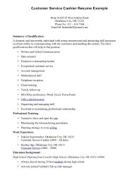 Cashier Objective For Resume Cashier Resume Templates Free Good Cashier Resume Oklmindsproutco 8