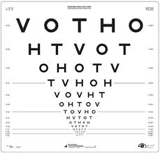 Hotv Chart Full Form Hotv Series Etdrs Chart 3
