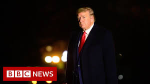 Trump impeachment move: Democrats move ahead with efforts to remove Trump -  BBC News - YouTube